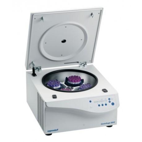 Wirówka 5810, 230 V/50-60 Hz z rotorem S-4-104 i adapterami na probówki Flacon 15/50 mL