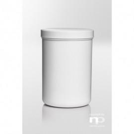 Pojemnik zakręcany PP, 1.250 ml, fi 106x159 mm,