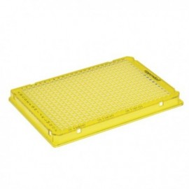 Płytki Płytki twin.tec PCR 384 żółte, 25 szt.