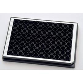 Mikropłytki 96/V-PP PCR Clean, czarne 10 op. x 24 szt.