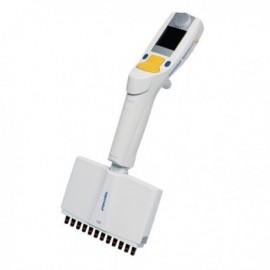 Pipeta elektroniczna Xplorer 12-kanałowa, 5-100 µL żółta