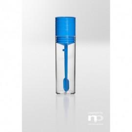 Uniwersalny pojemnik na próbki z łyżeczką PS, 20 ml, fi 22x62 mm,
