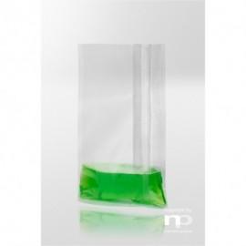 Worki lab blender PE, 400ml, 190x300 mm, boczny filtr, 25 szt / worek,