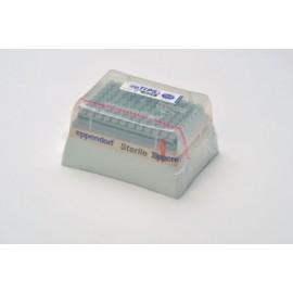 epTIPS LoRetention Dualfilter, Sample, 0,1-10µl S, 1 box of 96 tips