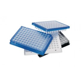 Płytki twin.tec 384 real-time PCR Plate, PCR clean, 1 piece - SAMPLE