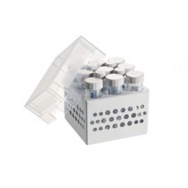 Storage Box 3 x 3, na 9 probówek, 2 szt.,