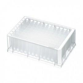 Płytki deepwell 96/2000 µL PCR Clean, białe 5 op. x 4 szt.