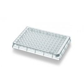 Mikropłytki 96/F-PP PCR Clean, bezbarwne 10 op. x 24 szt.