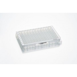 Mikropłytki 96/U-PP PCR 0,7-0,9 mm, 2szt. (dołki bezbarwne) 80 szt. z kodem kreskowym