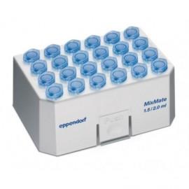 MixMate z 3 adapterami na: płytki PCR 96, probówki 0.5 mL probówki 1,5/2,0 mL